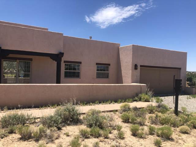 159 Windmill Trail, Placitas, NM 87043 (MLS #969229) :: Campbell & Campbell Real Estate Services