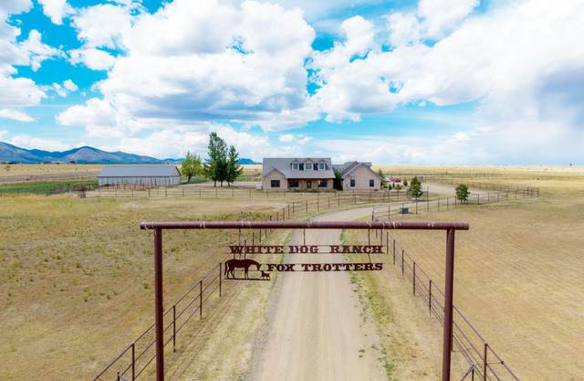 45 Jacobs Road, Edgewood, NM 87015 (MLS #969277) :: Campbell & Campbell Real Estate Services