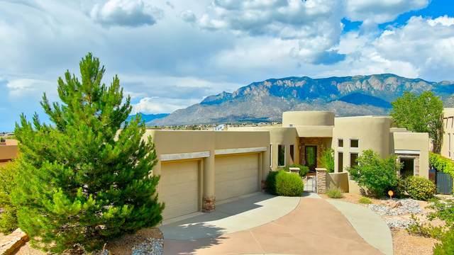 13501 Embudito View Court NE, Albuquerque, NM 87111 (MLS #969458) :: The Bigelow Team / Red Fox Realty