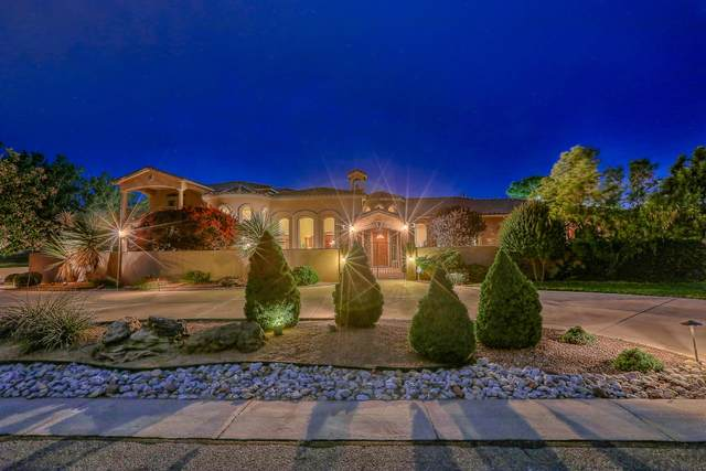 9415 Black Farm Lane NW, Albuquerque, NM 87114 (MLS #970089) :: The Bigelow Team / Red Fox Realty