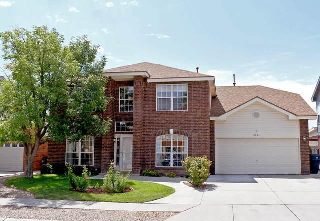8004 Creekwood Avenue NW, Albuquerque, NM 87120 (MLS #970296) :: The Buchman Group