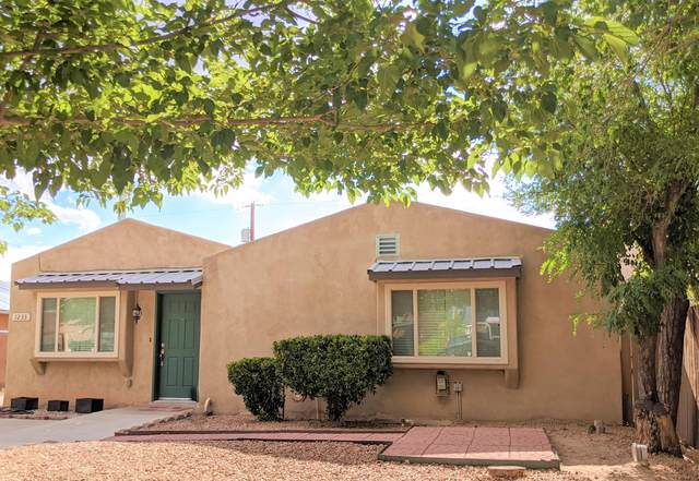 1233 8TH Street NW, Albuquerque, NM 87102 (MLS #970319) :: Berkshire Hathaway HomeServices Santa Fe Real Estate