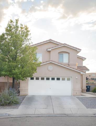 4843 Stafford Place NW, Albuquerque, NM 87120 (MLS #970429) :: The Buchman Group