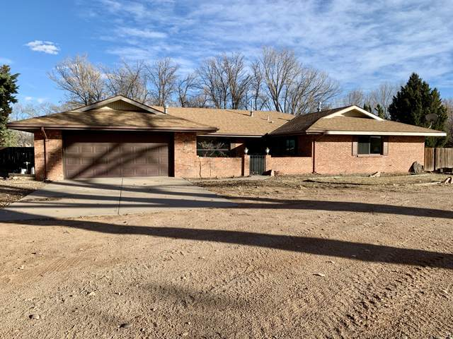 500 Encantada Lane, Bosque Farms, NM 87068 (MLS #981744) :: Sandi Pressley Team