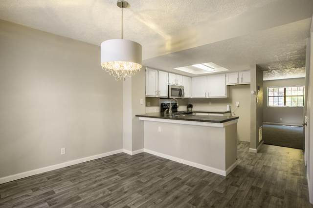6041 Sequoia Road NW A14, Albuquerque, NM 87120 (MLS #990853) :: The Buchman Group
