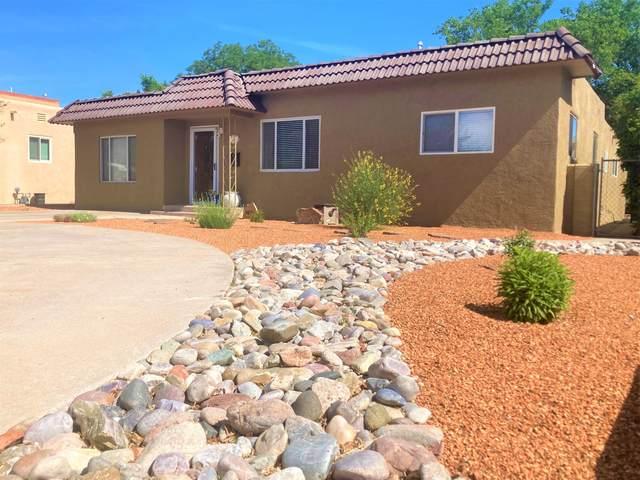 3831 Anderson Avenue SE, Albuquerque, NM 87108 (MLS #993353) :: Berkshire Hathaway HomeServices Santa Fe Real Estate