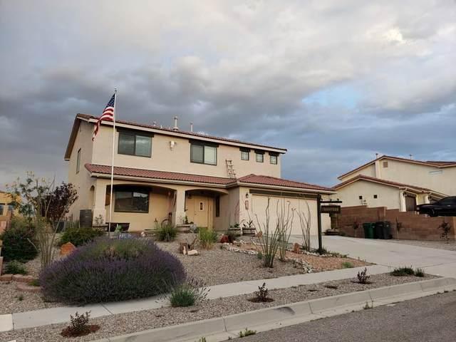 858 Loma Pinon Loop NE, Rio Rancho, NM 87144 (MLS #996333) :: Sandi Pressley Team