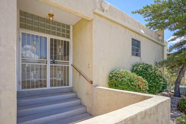 1730 Miracerros Place NE, Albuquerque, NM 87106 (MLS #998516) :: Keller Williams Realty