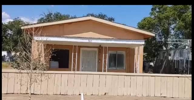 505 Manzanares Avenue, Socorro, NM 87801 (MLS #999104) :: The Buchman Group