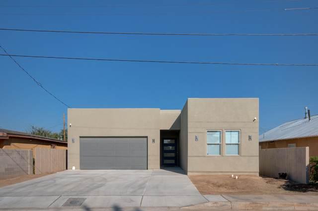 1210 11TH Street NW, Albuquerque, NM 87104 (MLS #999530) :: The Buchman Group