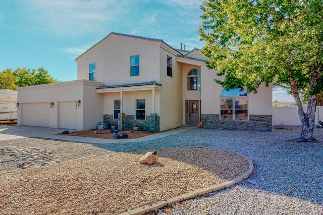 1506 Windmill Court NW, Albuquerque, NM 87114 (MLS #999801) :: Campbell & Campbell Real Estate Services