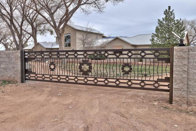 322 Camino Corrales Del Norte, Corrales, NM 87048 (MLS #939377) :: Campbell & Campbell Real Estate Services