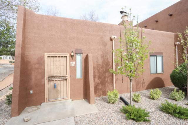 5801 Lowell Street NE 23A, Albuquerque, NM 87111 (MLS #940876) :: The Bigelow Team / Realty One of New Mexico