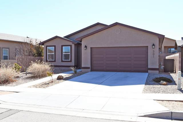 301 Rio Chama Circle SW, Los Lunas, NM 87031 (MLS #962062) :: Campbell & Campbell Real Estate Services