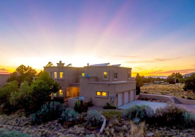 1117 Rockrose Road NE, Albuquerque, NM 87122 (MLS #972822) :: Berkshire Hathaway HomeServices Santa Fe Real Estate