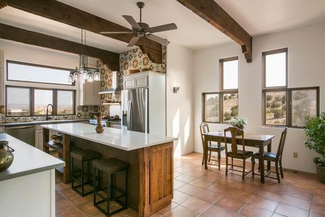 7 Cienega Canyon Road, Placitas, NM 87043 (MLS #996692) :: Campbell & Campbell Real Estate Services