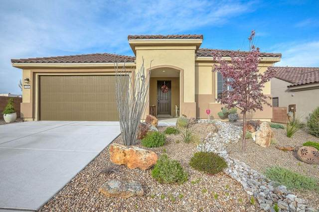 2316 Bates Well Lane NW, Albuquerque, NM 87120 (MLS #957369) :: Campbell & Campbell Real Estate Services
