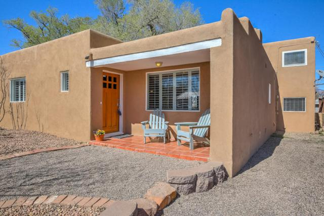 1708 Ridgecrest Drive SE, Albuquerque, NM 87108 (MLS #913749) :: Your Casa Team