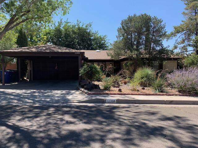 11308 Morocco Road NE, Albuquerque, NM 87111 (MLS #1001281) :: Campbell & Campbell Real Estate Services