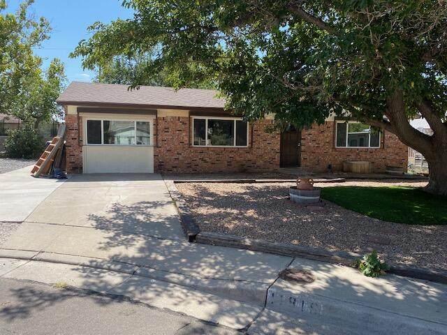 11916 Allison Court NE, Albuquerque, NM 87112 (MLS #1001365) :: Campbell & Campbell Real Estate Services