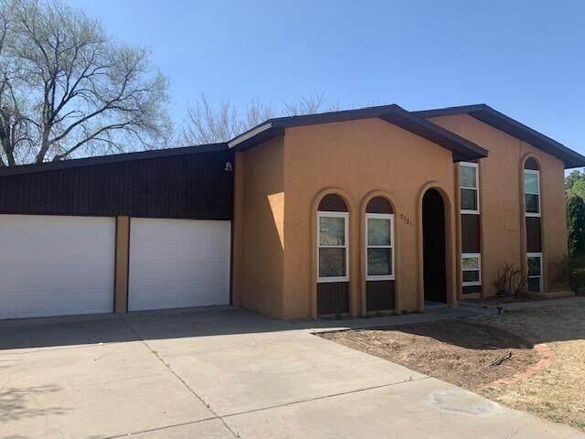 7721 Roberts Street NE, Albuquerque, NM 87109 (MLS #1002928) :: Sandi Pressley Team