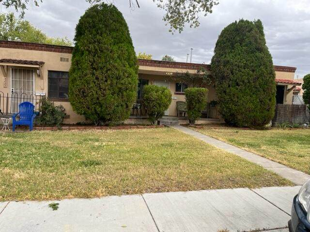 4229 Brockmont Avenue NE, Albuquerque, NM 87108 (MLS #1003130) :: Campbell & Campbell Real Estate Services