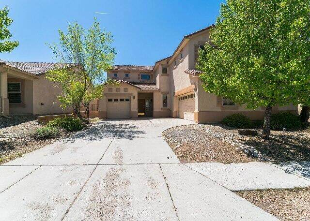 8904 Hampton Avenue NE, Albuquerque, NM 87122 (MLS #1003250) :: Campbell & Campbell Real Estate Services