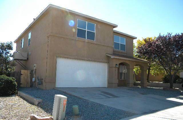 10132 Teal Road SW, Albuquerque, NM 87121 (MLS #1003251) :: The Buchman Group