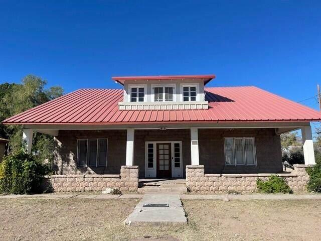 601 Park Street, Socorro, NM 87801 (MLS #1003327) :: Keller Williams Realty