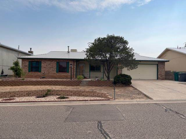 519 Campfire Road SE, Rio Rancho, NM 87124 (MLS #1003397) :: Campbell & Campbell Real Estate Services