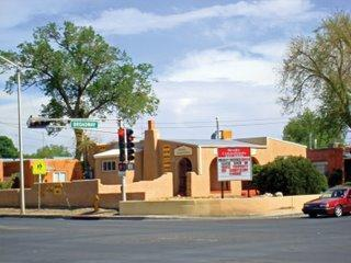 2424 Broadway Boulevard, Albuquerque, NM 87102 (MLS #851841) :: Campbell & Campbell Real Estate Services