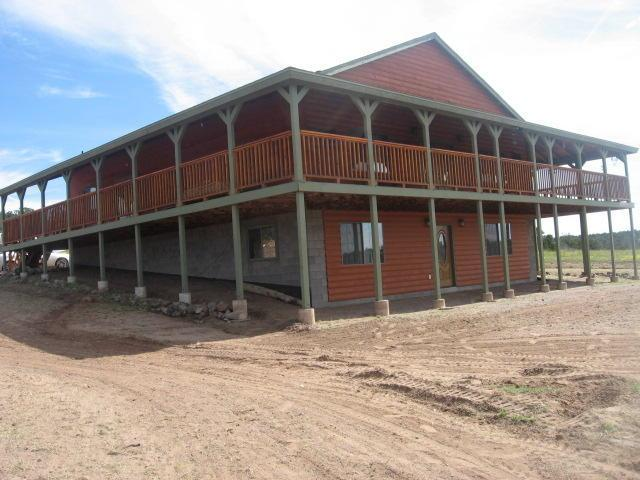 100 Tee Pee Trail, Quemado, NM 87829 (MLS #868418) :: Campbell & Campbell Real Estate Services