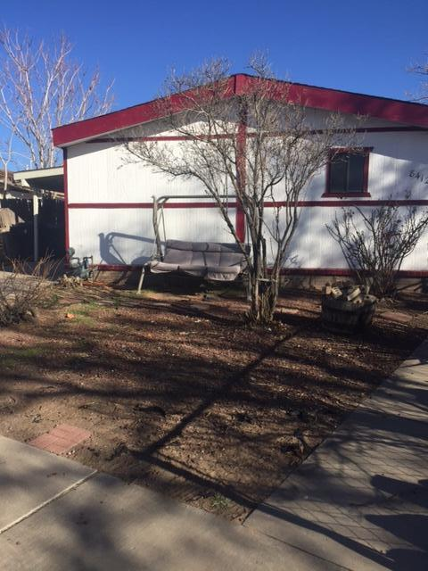 8412 Creek Street NE, Albuquerque, NM 87113 (MLS #884237) :: Campbell & Campbell Real Estate Services
