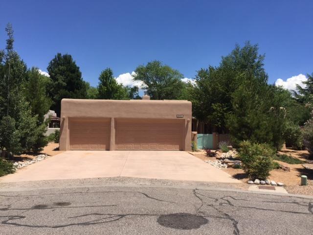 1005 Tierra Viva Court NW, Albuquerque, NM 87107 (MLS #895038) :: Your Casa Team