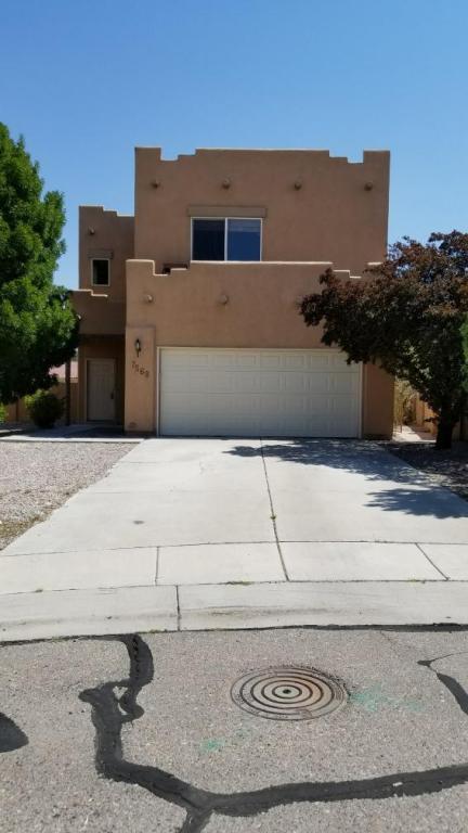 7568 Cricket Hill Drive NE, Albuquerque, NM 87113 (MLS #899760) :: Your Casa Team