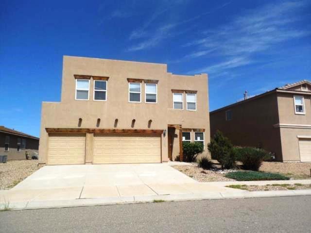 3241 Wagon Wheel Street SW, Los Lunas, NM 87031 (MLS #899873) :: Rickert Property Group