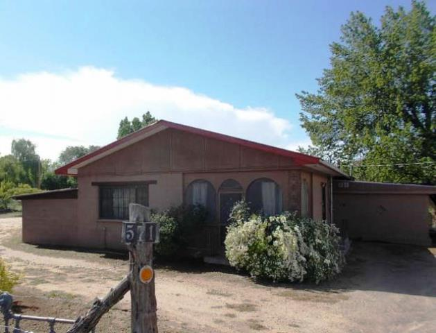571 State Rd 76, Chimayo, NM 87522 (MLS #901253) :: Campbell & Campbell Real Estate Services
