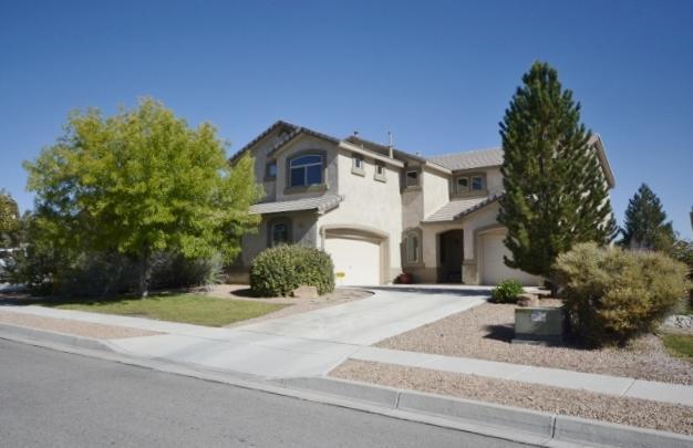 2024 Las Brisas Circle SE, Rio Rancho, NM 87124 (MLS #903748) :: Your Casa Team