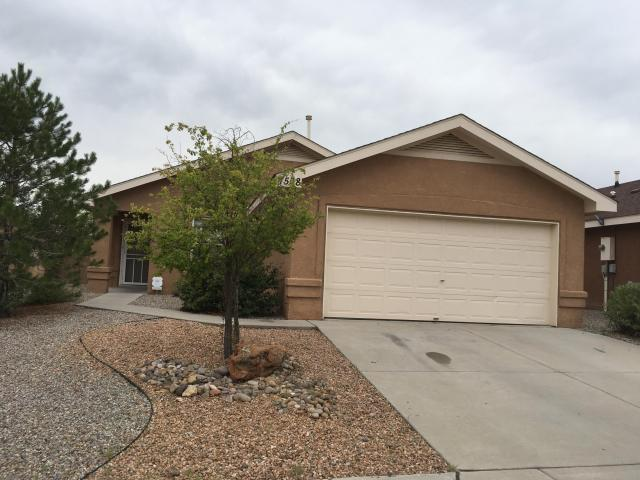 7508 Estes Park Avenue NW, Albuquerque, NM 87114 (MLS #907671) :: Your Casa Team