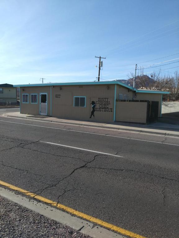 607 Highway 60, Socorro, NM 87801 (MLS #910569) :: Campbell & Campbell Real Estate Services