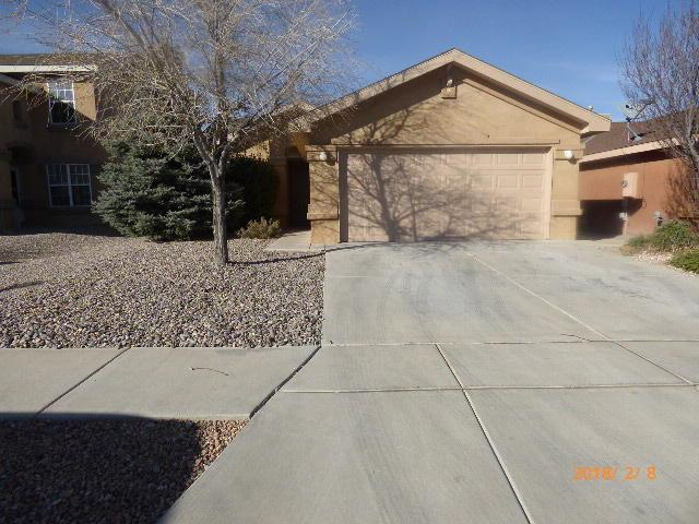 7705 Eagle Avenue NW, Albuquerque, NM 87114 (MLS #911526) :: Your Casa Team