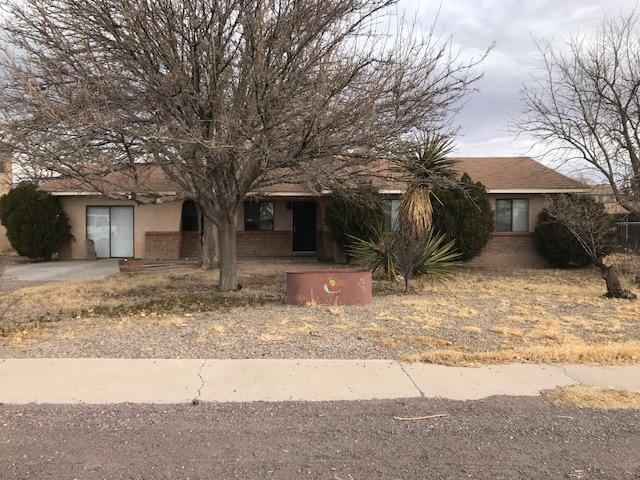 618 Newberry Road, Socorro, NM 87801 (MLS #911618) :: Campbell & Campbell Real Estate Services