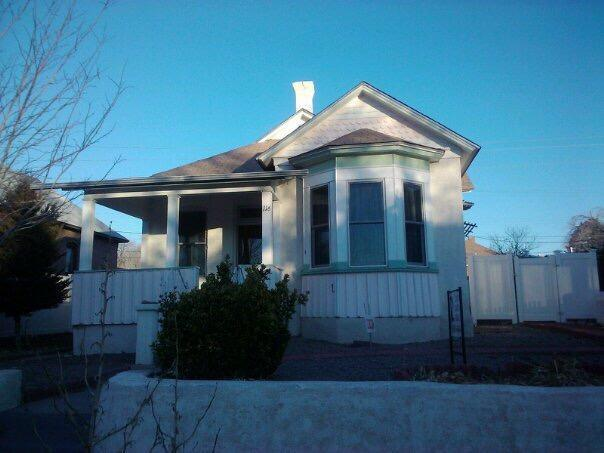 116 Edith Boulevard NE, Albuquerque, NM 87102 (MLS #915159) :: Campbell & Campbell Real Estate Services