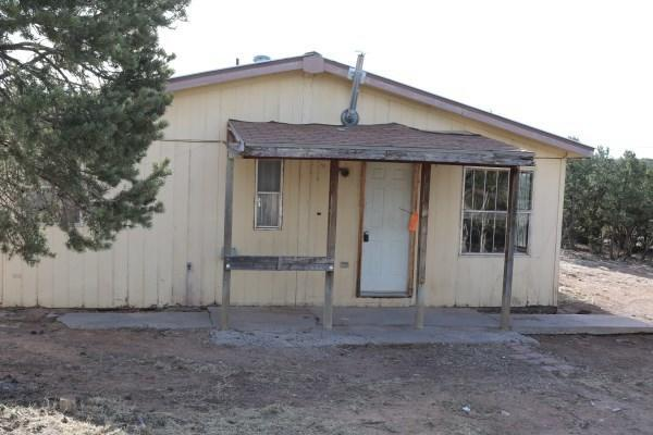 60 County Road A102, Edgewood, NM 87015 (MLS #915872) :: Will Beecher at Keller Williams Realty