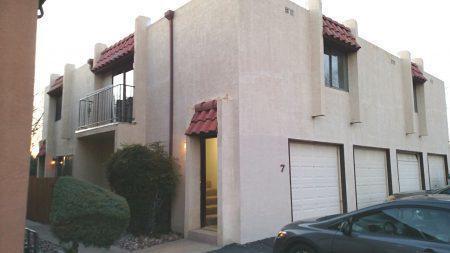 8333 Comanche Road NE 7D, Albuquerque, NM 87110 (MLS #916206) :: Campbell & Campbell Real Estate Services
