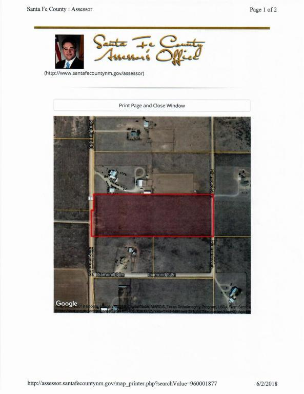 74 King Farm Road, Moriarty, NM 87035 (MLS #920248) :: Campbell & Campbell Real Estate Services