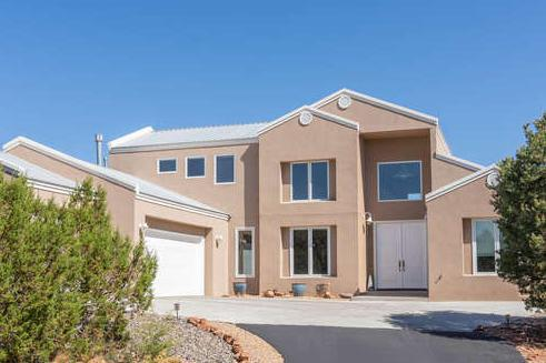 58 Kiva Place, Sandia Park, NM 87047 (MLS #920955) :: Campbell & Campbell Real Estate Services