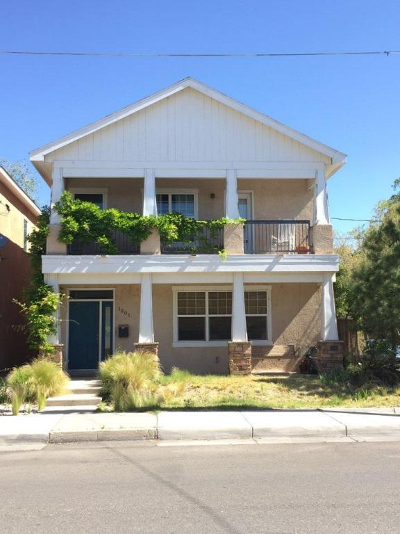 1501 Roma Avenue NW, Albuquerque, NM 87104 (MLS #921498) :: Campbell & Campbell Real Estate Services
