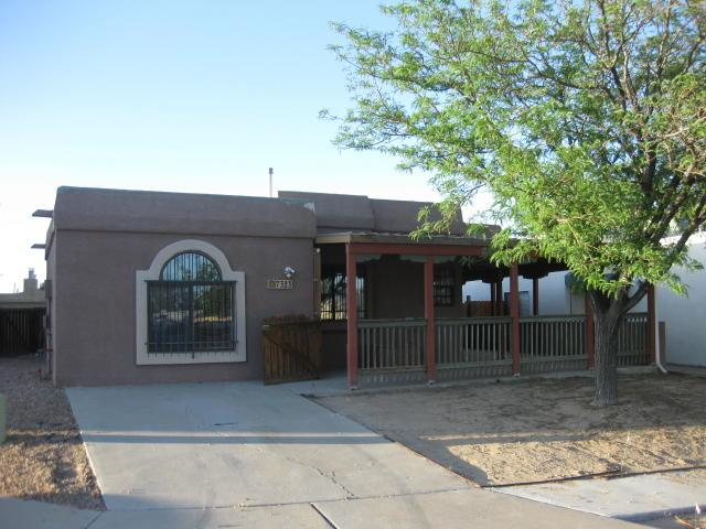 7323 Platero Place NW, Albuquerque, NM 87120 (MLS #921893) :: Campbell & Campbell Real Estate Services