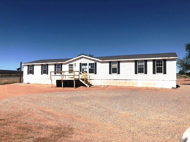109 1st Street, Thoreau, NM 87323 (MLS #922274) :: Campbell & Campbell Real Estate Services